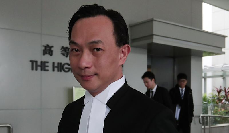 Beijing put pressure on Peking University to stop Hong Kong human rights lawyers teaching course on mainland, barrister says