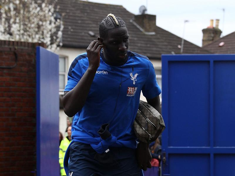 Mamadou Sakho is enjoying an excellent spell at Palace: Getty