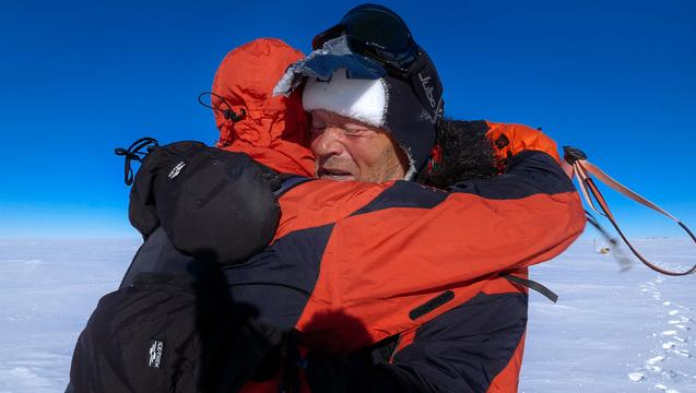 More than 30 years ago, Robert Swan became the first man to walk to both the North and South Poles. In 2017, he found himself back on the ice, trekking 600 miles across Antarctica with his son, Barney. But this time, the duo set out to complete the first-ever expedition to the South Pole using solely renewable energy. Their mission: prove that if these technologies can work in the harshest environment on Earth, they can work in our everyday lives. Along the way, they faced unexpected obstacles that threatened to claim Barney's limb -- and Robert's life.