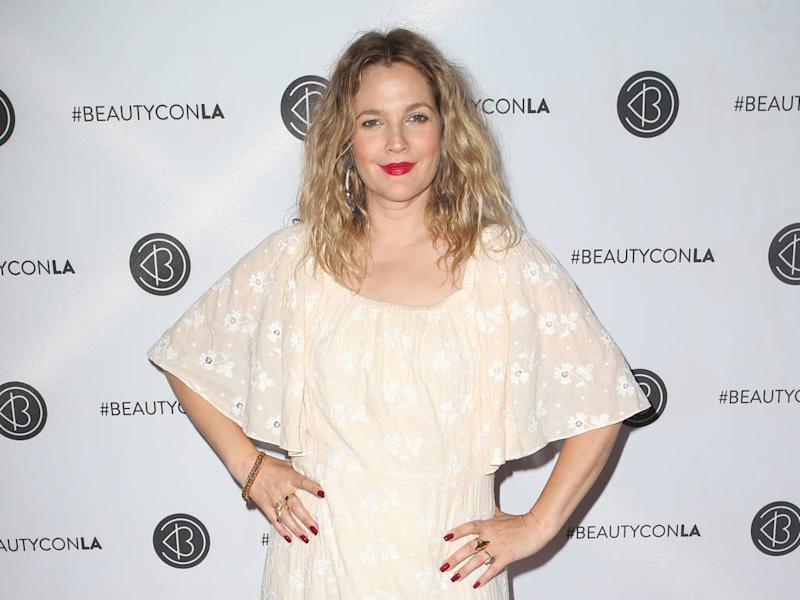 Drew Barrymore loves her skin most after a workout