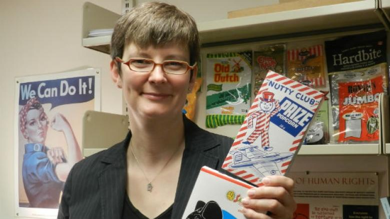 Chip-loving U of W prof's book goes deep into snack food scene
