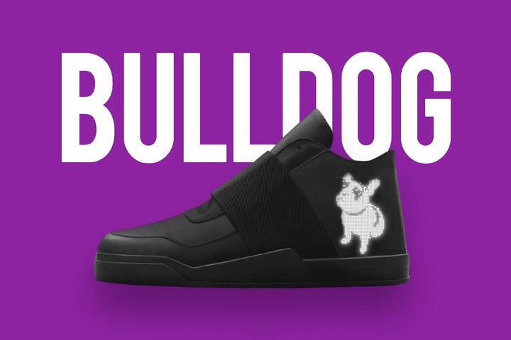 vixole high tech shoes bulldog