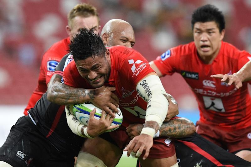 Japan's Sunwolves will depart Super Rugby after next season