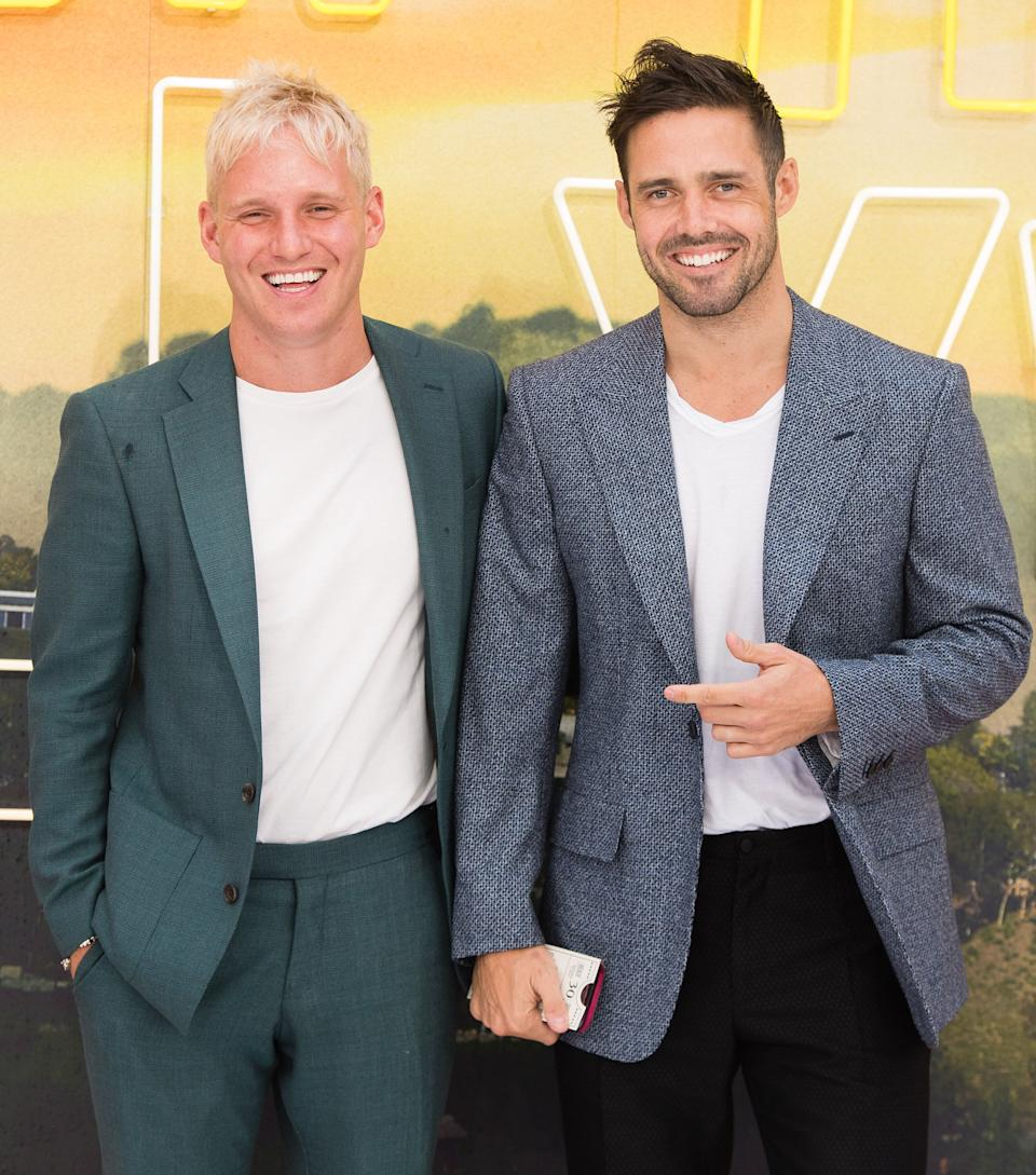 Jamie's pal Spencer Matthews could replace him (Photo: Samir Hussein via Getty Images)
