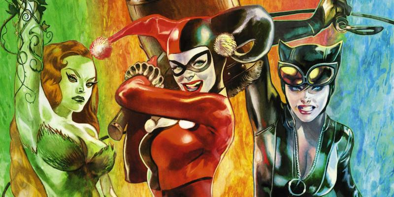Gotham City Sirens still said to be part of Warner's DCEU slate
