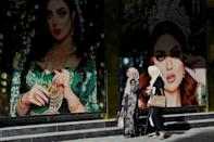 The Taliban banned Beauty parlours alongside other activities and professions, and Afghans fear these will be prohibited again if the group regains power