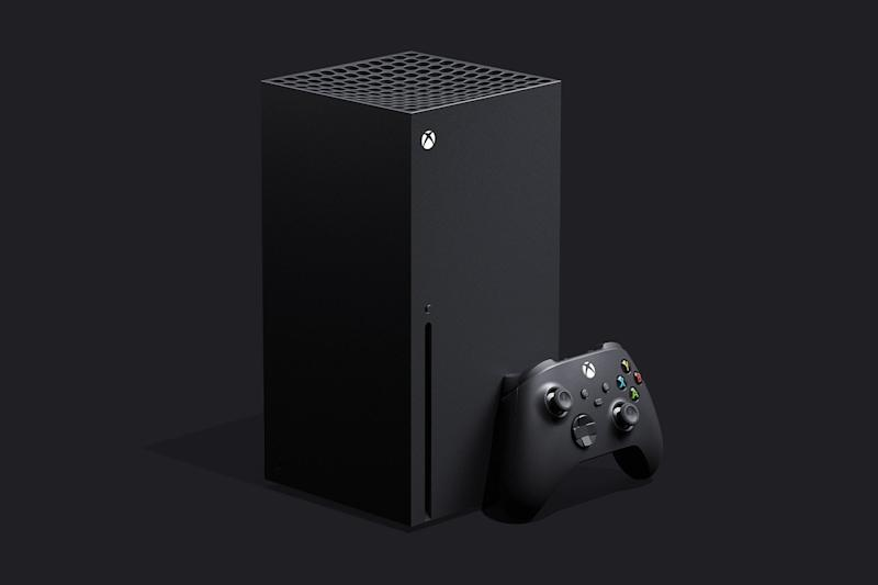 The Xbox Series X looks more like a PC than a traditional console (Microsoft)