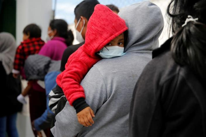 Migrants deported from the U.S. arrive in Guatemala