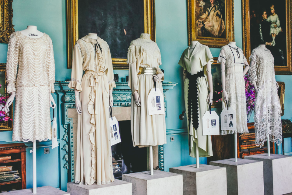 <p><b>Fashion followers will be in heaven thanks to the style offerings on display courtsey of Sarah Mower (of British Vogue fame). </b></p>
