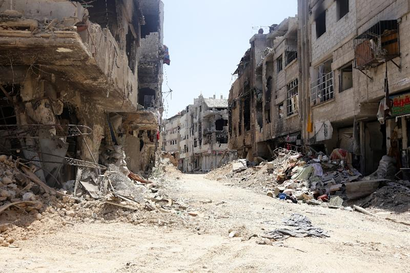 More than 270,000 people have died in Syria since its conflict erupted in March 2011