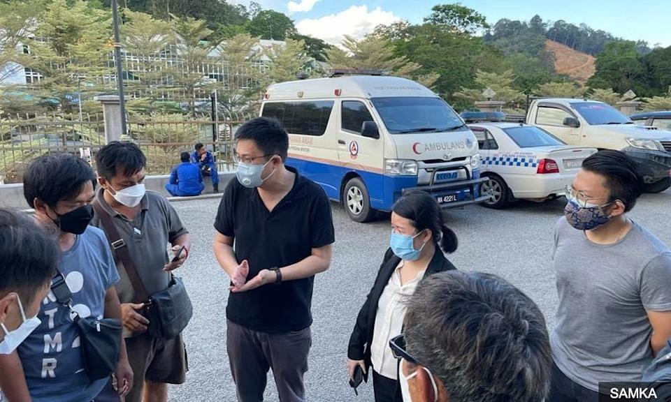 Tras assemblyperson detained amid Musang King tussle