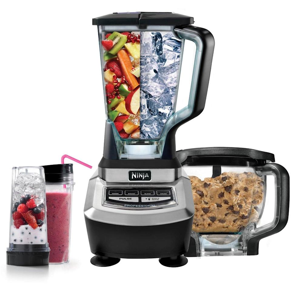 <p>Get this <span>Ninja Supra Kitchen Blender System with Food Processor</span> ($149, originally $170) for the healthy eater.</p>