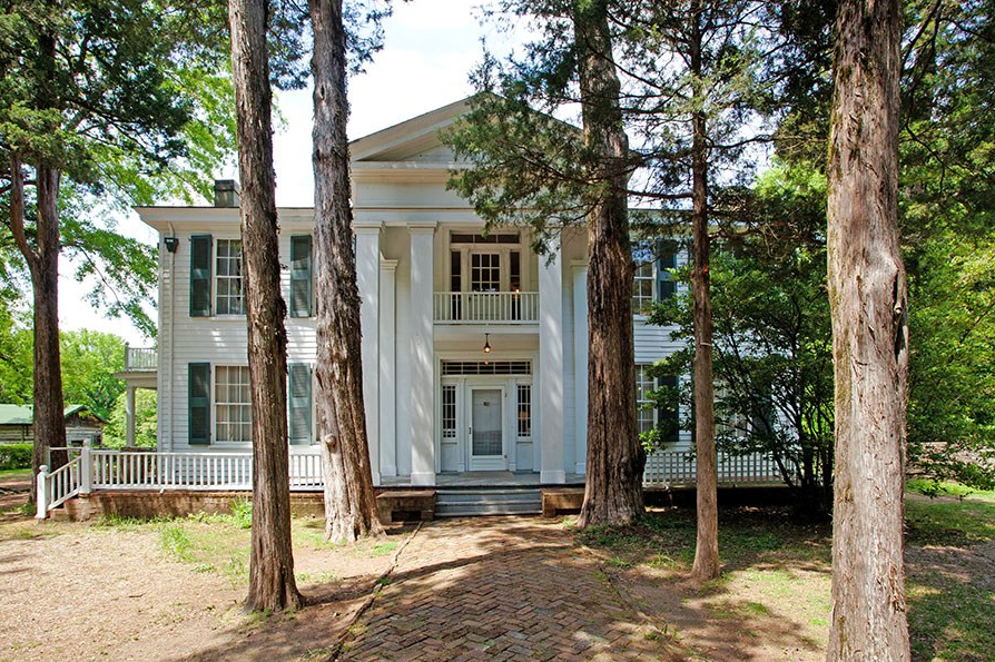 In 1930, after a string of stories had sold, the eventual Nobel Prize laureate <strong>William Faulkner</strong> bought his house at Rowan Oak in Oxford, Mississippi. Six years after Faulkner's death in 1962, the home was declared a National Historic Landmark.