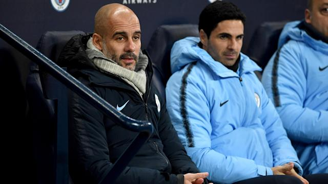 Mikel Arteta will have huge success as a manager, according to Manchester City boss Pep Guardiola.