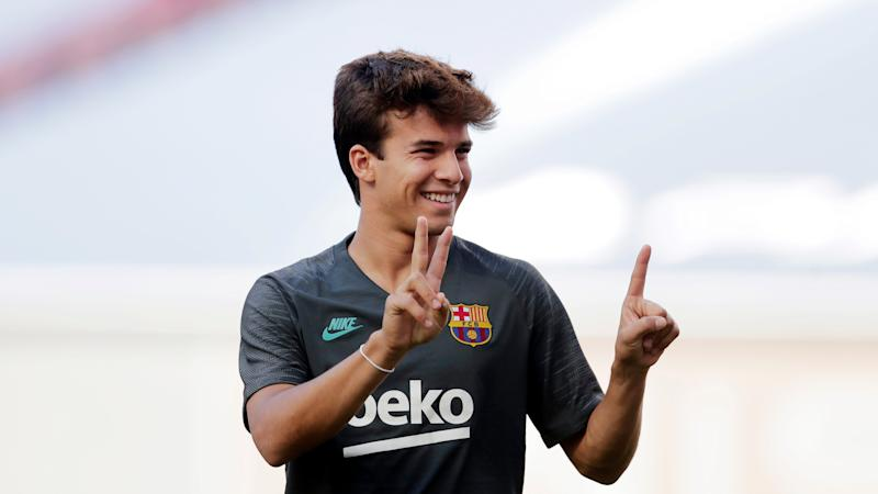 Koeman recommends loan move for Barcelona prodigy Riqui Puig