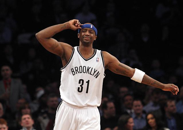 Sources: Kings trading Jason Terry to Rockets