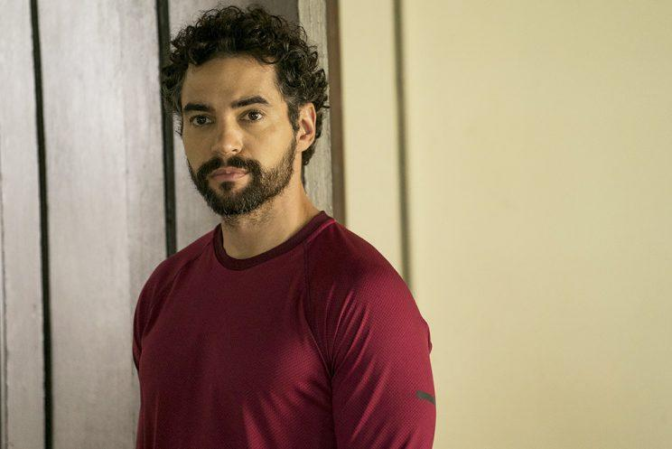 Ramon Rodriguez as Bakuto, a Hand leader, in 'Marvel's Iron Fist.' (Credit: Netflix)