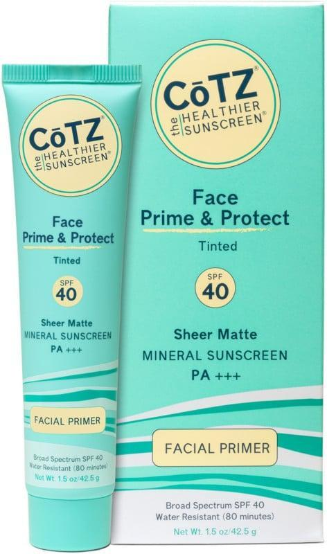"""<p>""""I never would have thought that a sunscreen could replace my need for foundation, but the <a href=""""https://www.popsugar.com/buy/CoTz-Face-Natural-Skin-Tone-SPF-40-585512?p_name=CoTz%20Face%20Natural%20Skin%20Tone%20SPF%2040&retailer=ulta.com&pid=585512&price=27&evar1=bella%3Aus&evar9=47580543&evar98=https%3A%2F%2Fwww.popsugar.com%2Fbeauty%2Fphoto-gallery%2F47580543%2Fimage%2F47581033%2FCoTz-Face-Natural-Skin-Tone-SPF-40&list1=beauty%20products%2Csunscreen%2Ceditors%20pick%2Csummer%2Cskin%20care&prop13=mobile&pdata=1"""" class=""""link rapid-noclick-resp"""" rel=""""nofollow noopener"""" target=""""_blank"""" data-ylk=""""slk:CoTz Face Natural Skin Tone SPF 40"""">CoTz Face Natural Skin Tone SPF 40</a> ($27) has accomplished just that. This is my holy grail facial sunscreen product. It acts as a primer and has a soft-matte finish that layers amazing under makeup. The sheer tint is light enough that it looks like you're not wearing anything at all, but still blurs imperfections."""" - Jessica Harrington, associate beauty editor</p>"""