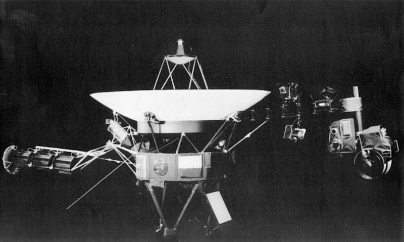 A NASA Probe Launched in 1977 Just Entered Interstellar Space