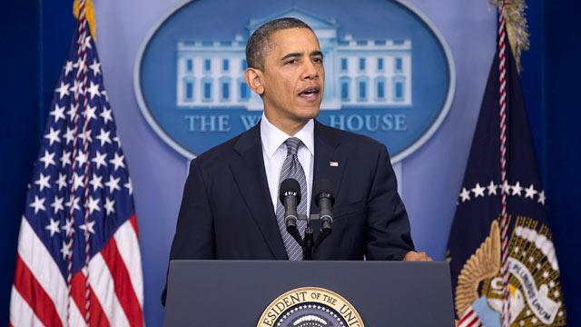 Obama Vows 'Meaningful Action' After School Shooting