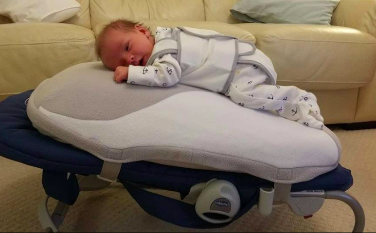 Watch: Video Of A New Baby Seat Has Parents Divided