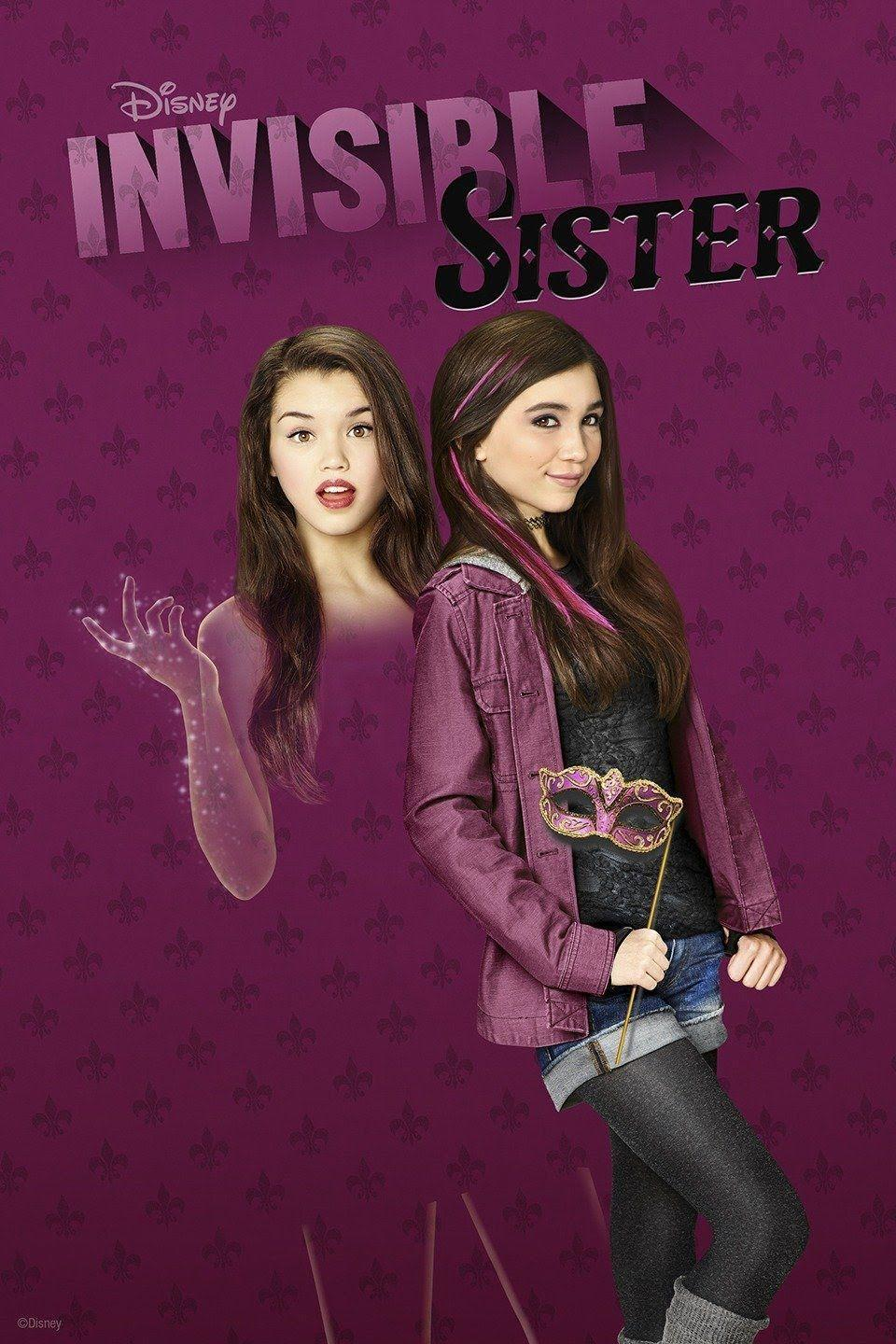 """<p>A science project gone wrong when a student's popular sister Molly (<strong>Paris Berelc</strong>) becomes invisible and if they don't find an antidote in time, she'll be stuck invisible forever.</p><p><a class=""""link rapid-noclick-resp"""" href=""""https://go.redirectingat.com?id=74968X1596630&url=https%3A%2F%2Fwww.disneyplus.com%2Fmovies%2Finvisible-sister%2F4XLkQ95dRew5&sref=https%3A%2F%2Fwww.goodhousekeeping.com%2Flife%2Fentertainment%2Fg33651563%2Fdisney-halloween-movies%2F"""" rel=""""nofollow noopener"""" target=""""_blank"""" data-ylk=""""slk:WATCH NOW"""">WATCH NOW</a></p>"""