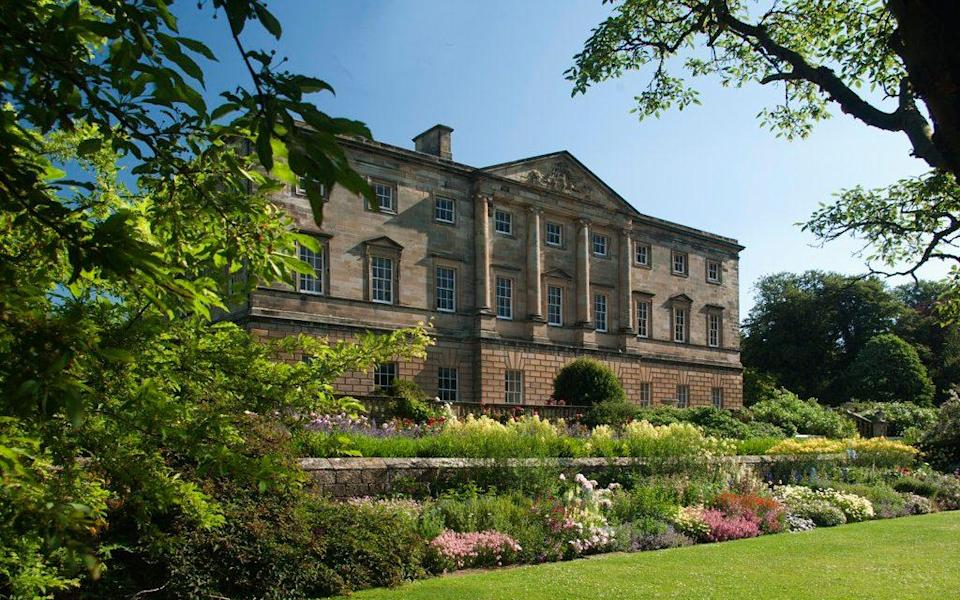 Howick Hall has been owned by the Grey family since 1319
