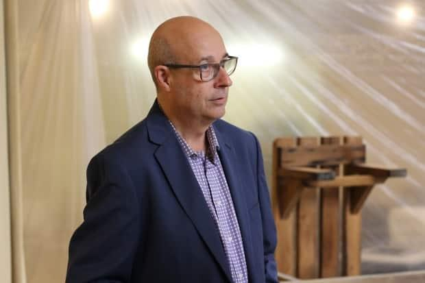 Jean Dubé resigned as executive director of the House of Nazareth shelter this year.