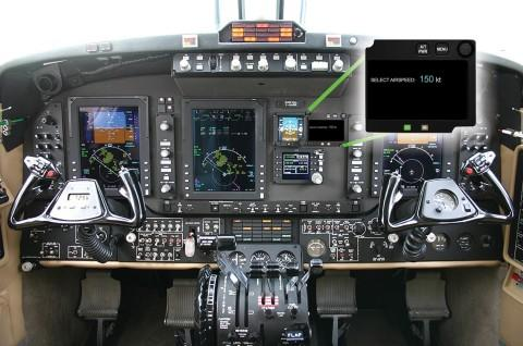 FAA Awards the First and Only STC for a King Air Autothrottle to Innovative Solutions & Support's ThrustSense Autothrottle