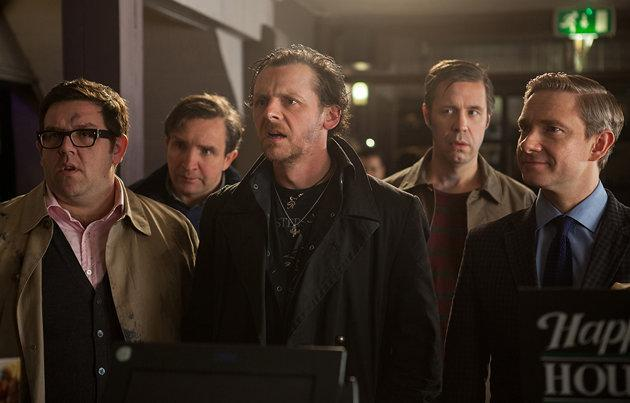 'The World's End' (Photo: Focus Features)