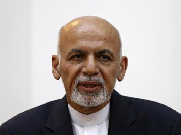 Afghan President Ashraf Ghani. (File photo)