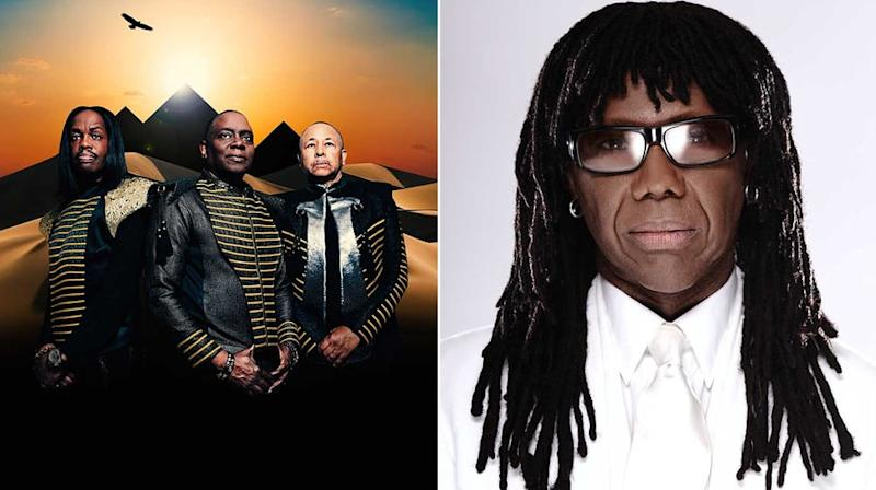 Earth, Wind & Fire, Chic Plot Joint U.S. Tour