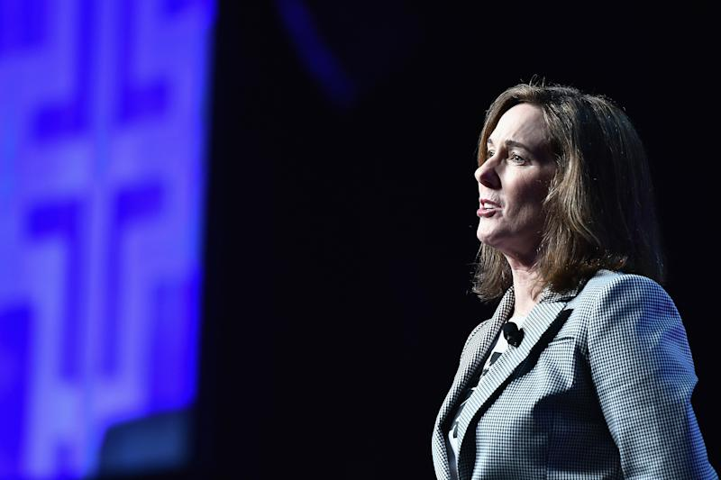 Kathleen Kennedy to become first woman to receive the Academy's Thalberg Award