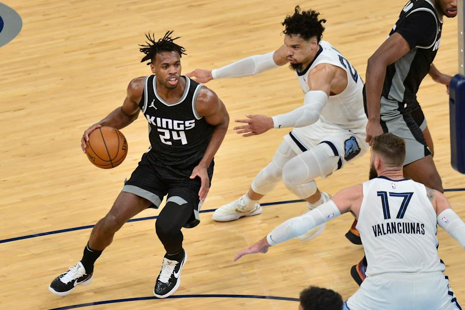 Buddy Hield and the Kings were eliminated from playoff contention with their loss to the Grizzlies.
