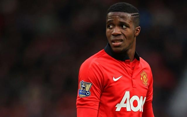 Wilfried Zaha returns to Old Trafford with Crystal Palace this weekend - Getty Images Sport