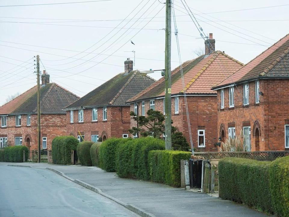 Council homes (Getty Images/iStockphoto)