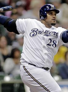 Prince Fielder remaining in a Brewers uniform in 2011 prompted Zack Greinke to approve a trade to Milwaukee