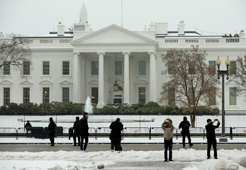 White House Security Arrests Man For Bomb Threat