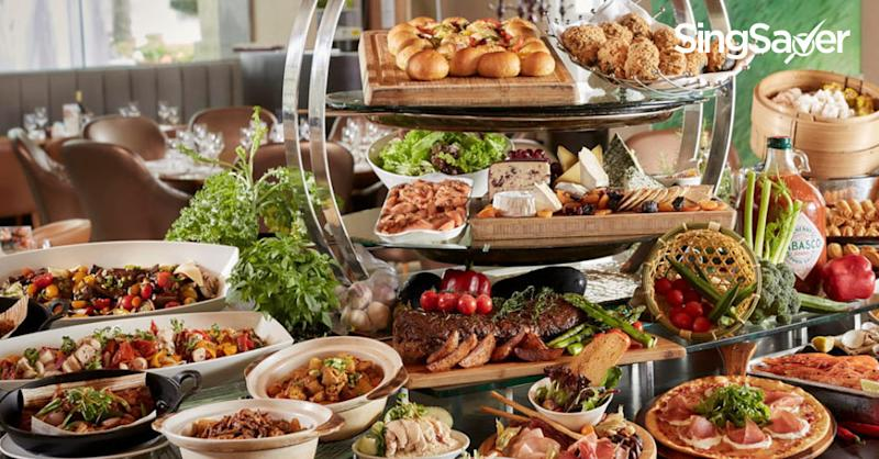 1-for-1 Buffet Dining Promotions in Singapore 2019 | SingSaver