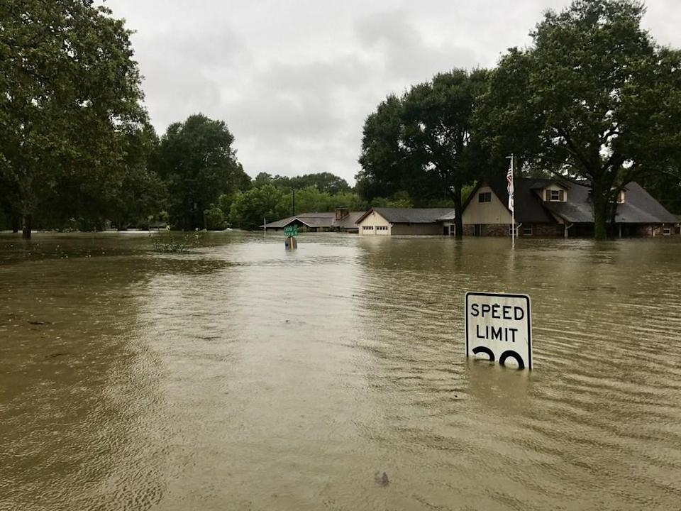 """Hurricanes and rising temperatures go hand-in-hand. According to the journal<a rel=""""nofollow noopener"""" href=""""https://www.healthaffairs.org/do/10.1377/hblog20181218.278288/full/"""" target=""""_blank"""" data-ylk=""""slk:Health Affairs"""" class=""""link rapid-noclick-resp""""> <em>Health Affairs</em></a>, """"the devastation caused by Hurricane Harvey was in part the result of Gulf surface temperatures for the first time on record never falling below 23°C."""" Over the past two to three decades, the United States has seen a 45-87 percent increase in the frequency of Category 4 and 5 hurricanes as a result of climate change, according to a 2012 study published in the <a rel=""""nofollow noopener"""" href=""""http://journals.ametsoc.org/doi/abs/10.1175/JCLI-D-12-00539.1"""" target=""""_blank"""" data-ylk=""""slk:Journal of Climate"""" class=""""link rapid-noclick-resp""""><em>Journal of Climate</em></a>. These storms in turn affect the quality of <a rel=""""nofollow noopener"""" href=""""https://bestlifeonline.com/best-drinking-water/?utm_source=yahoo-news&utm_medium=feed&utm_campaign=yahoo-feed"""" target=""""_blank"""" data-ylk=""""slk:drinking water"""" class=""""link rapid-noclick-resp"""">drinking water</a>, and do damage to our health. <span>Flooding and runoff</span><span> can <a rel=""""nofollow noopener"""" href=""""https://bestlifeonline.com/worst-drinking-water/?utm_source=yahoo-news&utm_medium=feed&utm_campaign=yahoo-feed"""" target=""""_blank"""" data-ylk=""""slk:contaminate water"""" class=""""link rapid-noclick-resp"""">contaminate water</a> with bacteria, viruses, and parasites, which lead to diarrheal diseases that cause dehydration. And without clean water to rehydrate, the problem becomes even worse. For example, a 2008 study published in the journal <em><a rel=""""nofollow noopener"""" href=""""https://wwwnc.cdc.gov/eid/article/14/5/07-1066_article"""" target=""""_blank"""" data-ylk=""""slk:Emerging Infection Diseases"""" class=""""link rapid-noclick-resp"""">Emerging Infection Diseases</a></em> found that after Hurricane Katrina, the number of reported cases of West Nile sharply increased in"""