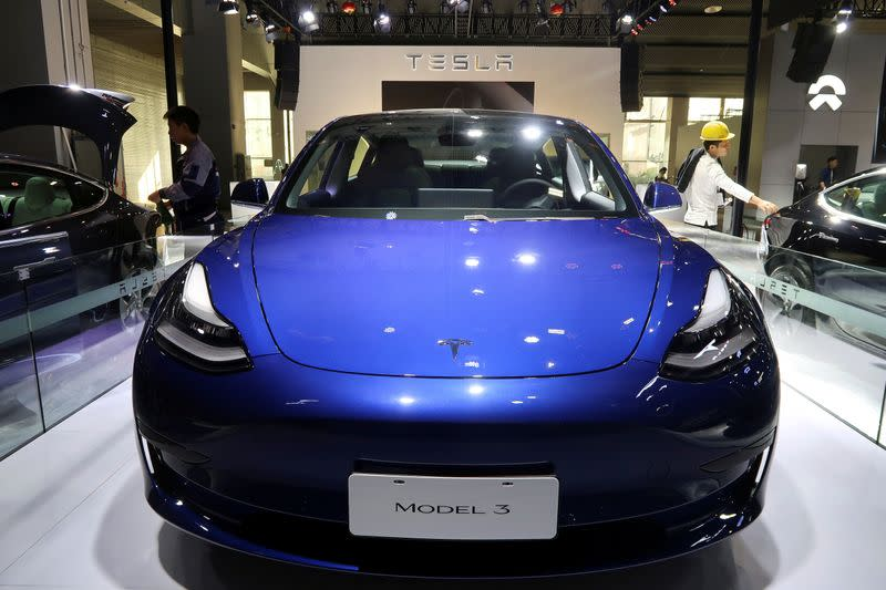 Tesla secures $1.29 billion loan from Chinese banks for Shanghai factory