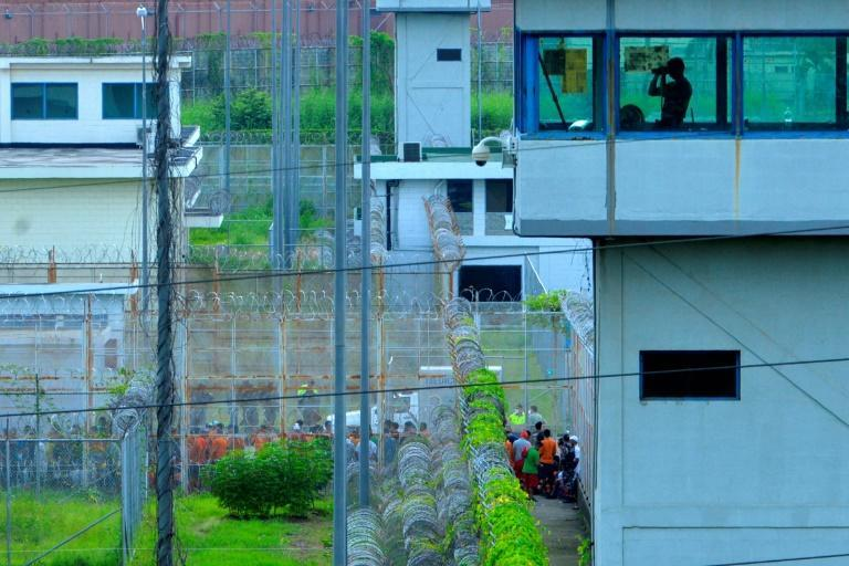 The Guayas jail previously also experienced violent riots in February