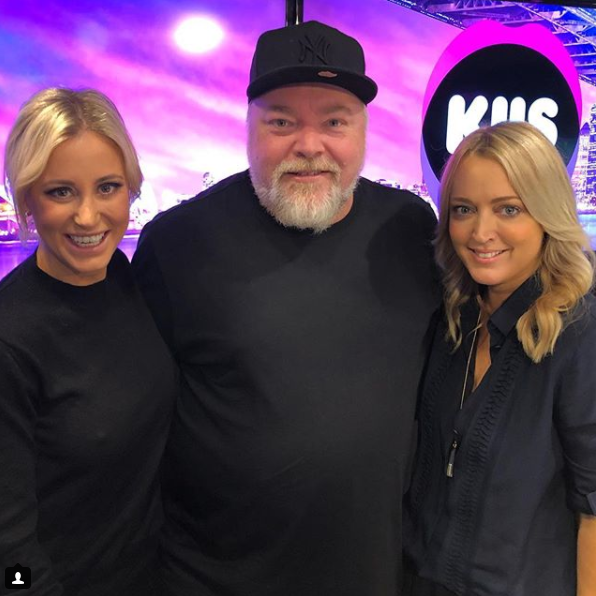 Roxy made the startling confession whilst on KIIS FM's Kyle & Jackie O Show. Source: Instagram