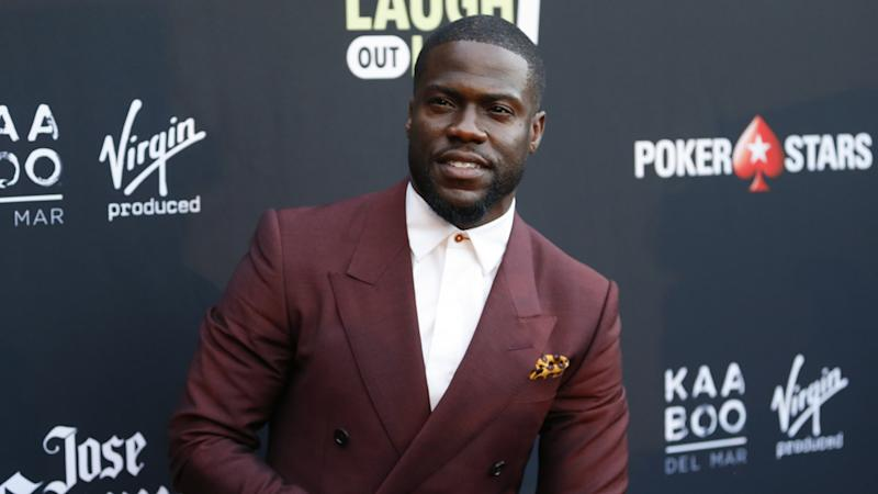 Man charged with attempted extortion of Kevin Hart over cheating video