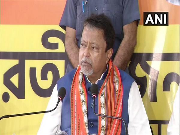 Senior BJP leader Mukul Roy (Photo/ANI)