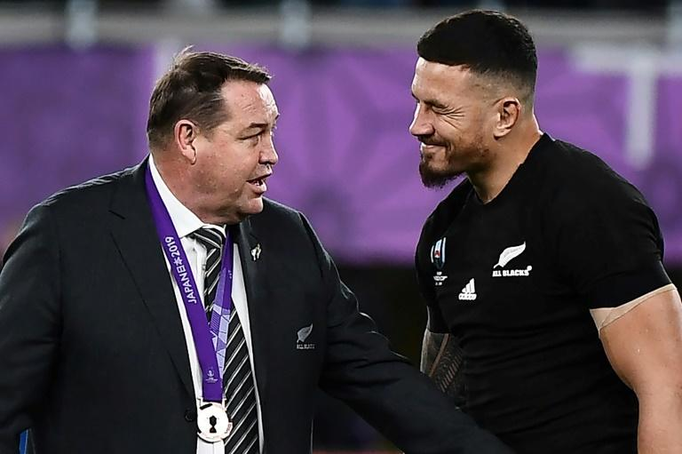 'Freak of nature' Sonny Bill 'best athlete' ever: Hansen