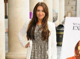 Awkward! Just 10 Fans Show Up To Meet Lauren Goodger