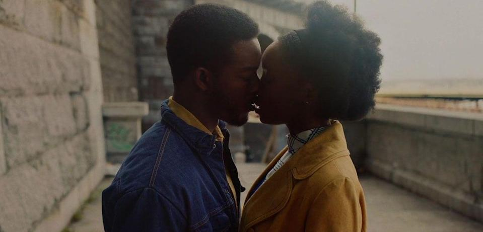 "<p><strong>Cast: </strong>Regina King, Stephan James, Kiki Layne, Dave Franco<br></p><p>Based on the James Baldwin novel of the same name, this acclaimed romance follows a young Black couple, Fonny and Tish, whose future is derailed after Fonny is arrested for rape—a crime he did not commit. </p><p><a class=""link rapid-noclick-resp"" href=""https://go.redirectingat.com?id=74968X1596630&url=https%3A%2F%2Fwww.hulu.com%2Fwatch%2Fa862614d-c49e-4208-b934-1476963896fe%3Fcontent_id%3D1451734&sref=https%3A%2F%2Fwww.oprahmag.com%2Fentertainment%2Ftv-movies%2Fg28122982%2Fbest-black-romance-movies%2F"" rel=""nofollow noopener"" target=""_blank"" data-ylk=""slk:Watch Now"">Watch Now</a></p>"