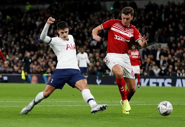 FA Cup Third Round Replay - Tottenham Hotspur v Middlesbrough
