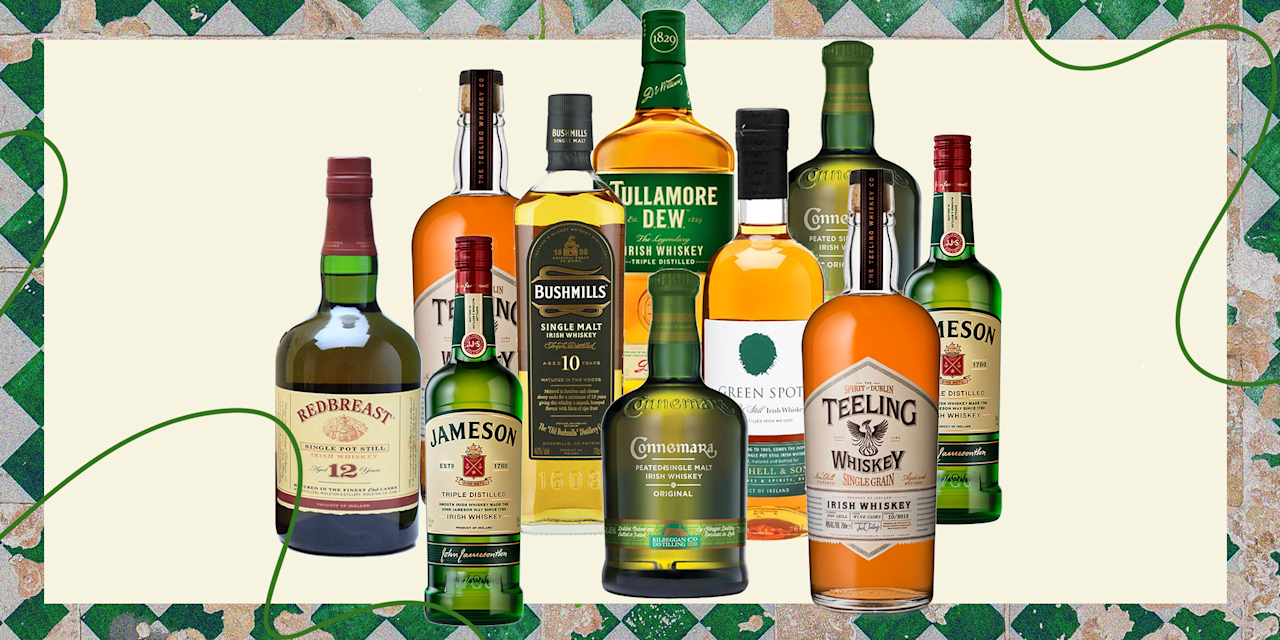 <p>There are a lot of great ways to celebrate St. Patrick's Day. From downing corned beef and paczkis to wearing green, you really can't go wrong. But you really can go RIGHT with ONE thing: drinking Irish whiskey. You might be wondering, what the heck makes an Irish whiskey? Well, a whiskey must spend a minimum of three years maturing in Ireland to be considered an Irish whiskey.</p><p>Here are the best Irish whiskeys you need to get your hands on before St. Patrick's Day.</p>